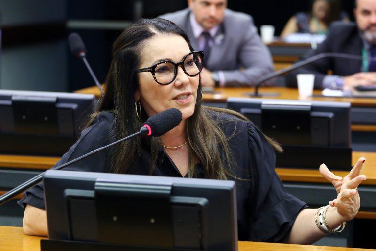 Deputada Margarete Coelho, relatora da PEC, recomendou a aprovação